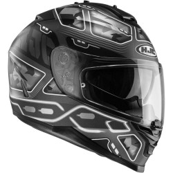 Casco Hjc Is-17 Uruk Mc5sf...