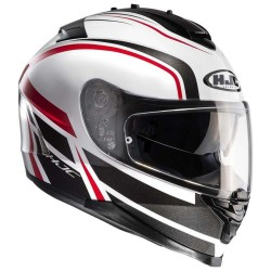 Casco Hjc Is-17 Cynapse Mc1...