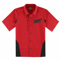 ICON Overlord Shirt Rosso