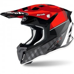 Airoh Twist 2 Tech Rosso...