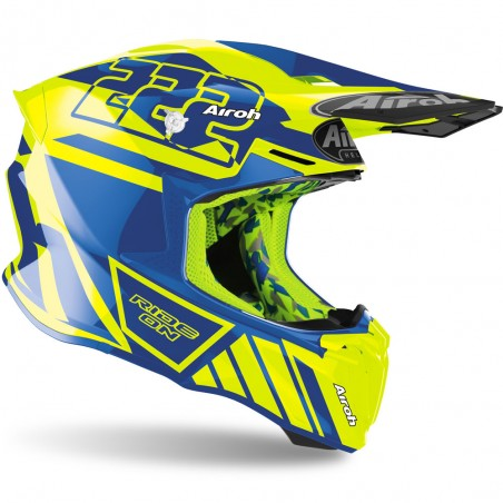 Airoh Twist 2 Replica Cairoli